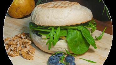 gorgonzola met walnoot