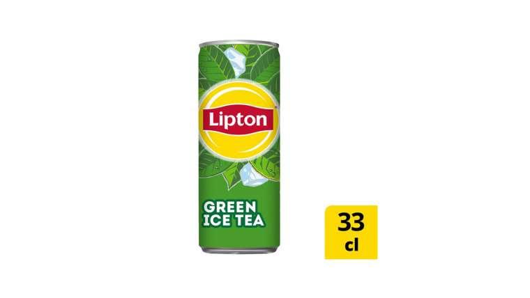 lipton ice tea green 33cl