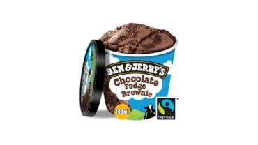 Ben & Jerry's, Chocolate fudge (small)